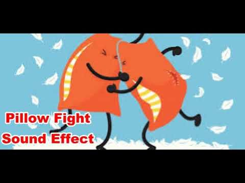 Pillow Fight Sounds No Voices | Film & Sound Effects | Great