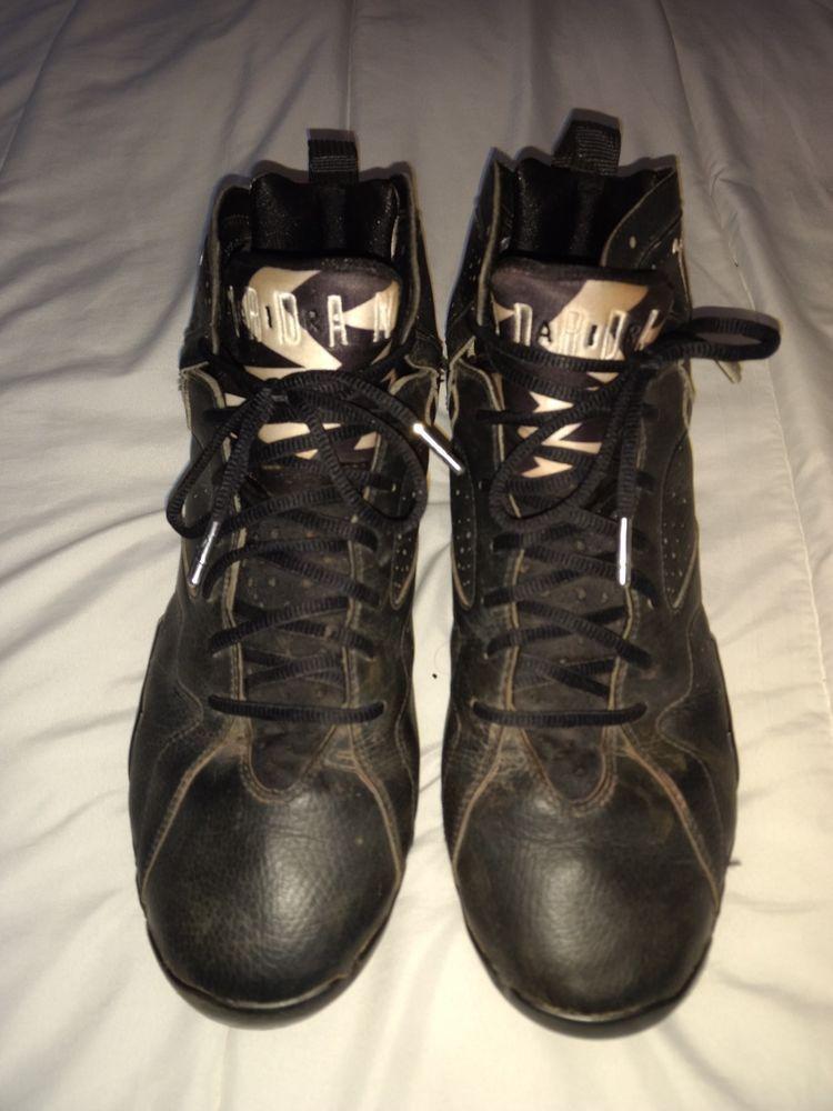 online store 76000 70743 Nike Air Jordan 7 VII Retro MCS Mid Baseball Cleats Size 12 Black (684942- 010)  fashion  clothing  shoes  accessories  mensshoes  athleticshoes (ebay  link)