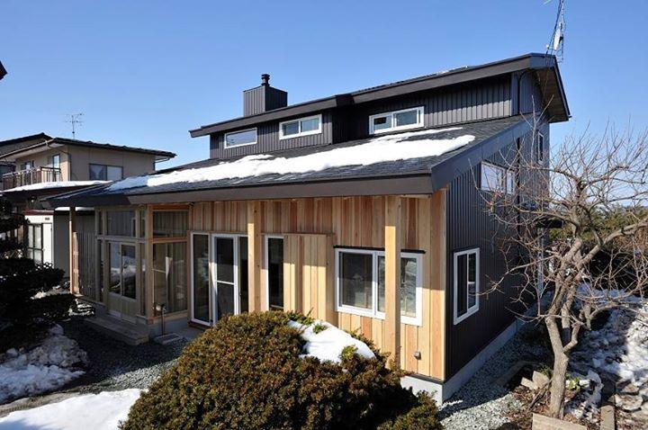 25種木之家岩手縣以傳統工法使用無垢木來蓋住宅的設計兼施工公司杢創舎