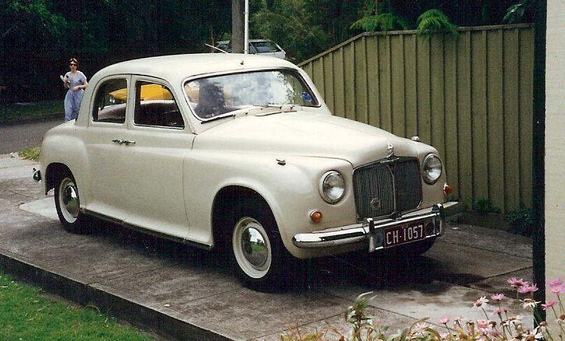 Rover 60