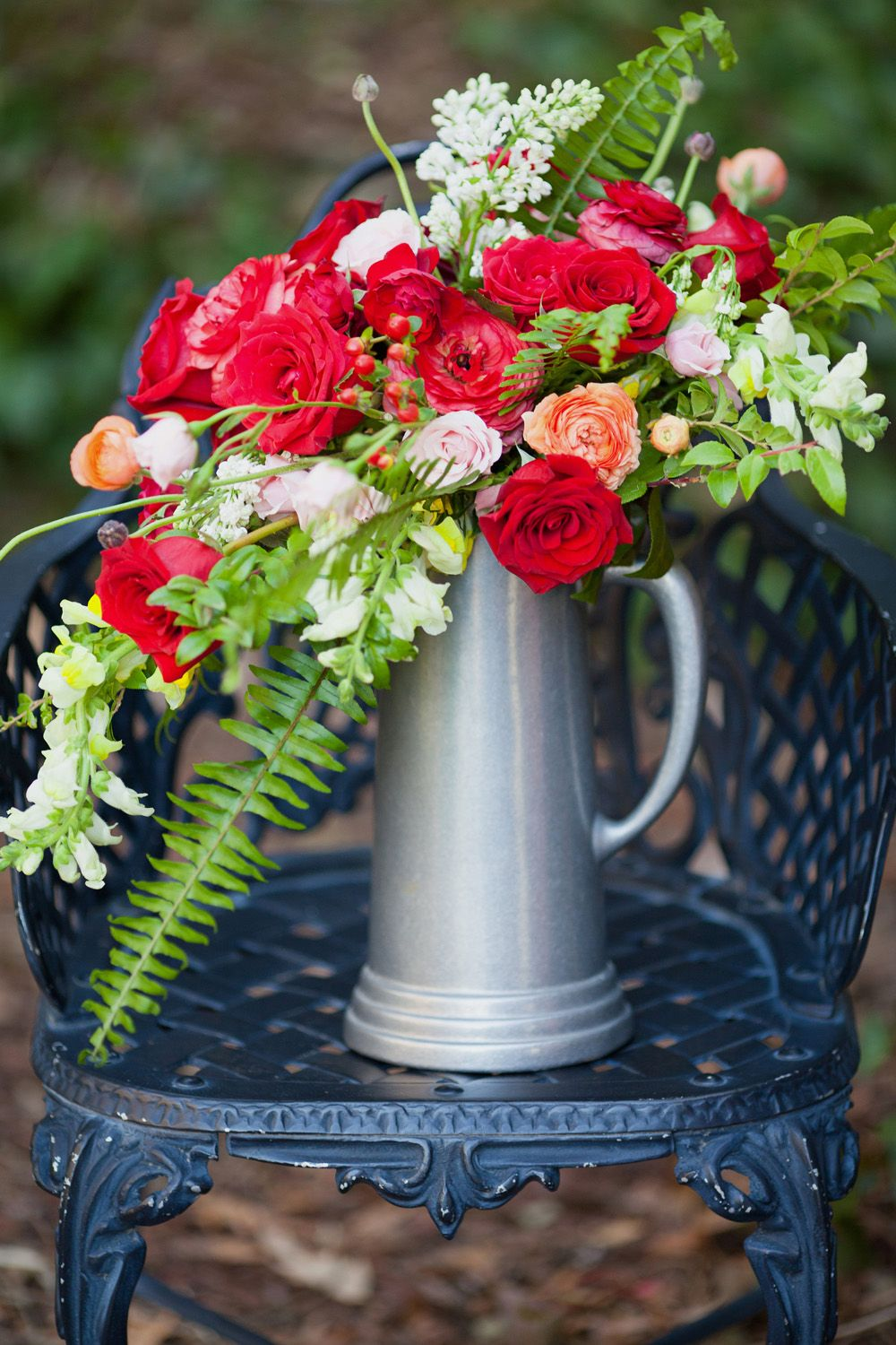 Creative Raleigh Nc Wedding Flowers By Eclectic Sage Bouquet Becomes Centerpiece