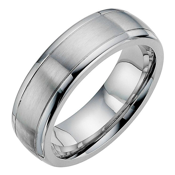 Complete An Impeccable, Contemporary Wedding Look With This Sleek, Chic,  Cobalt Satin And Polished Band.