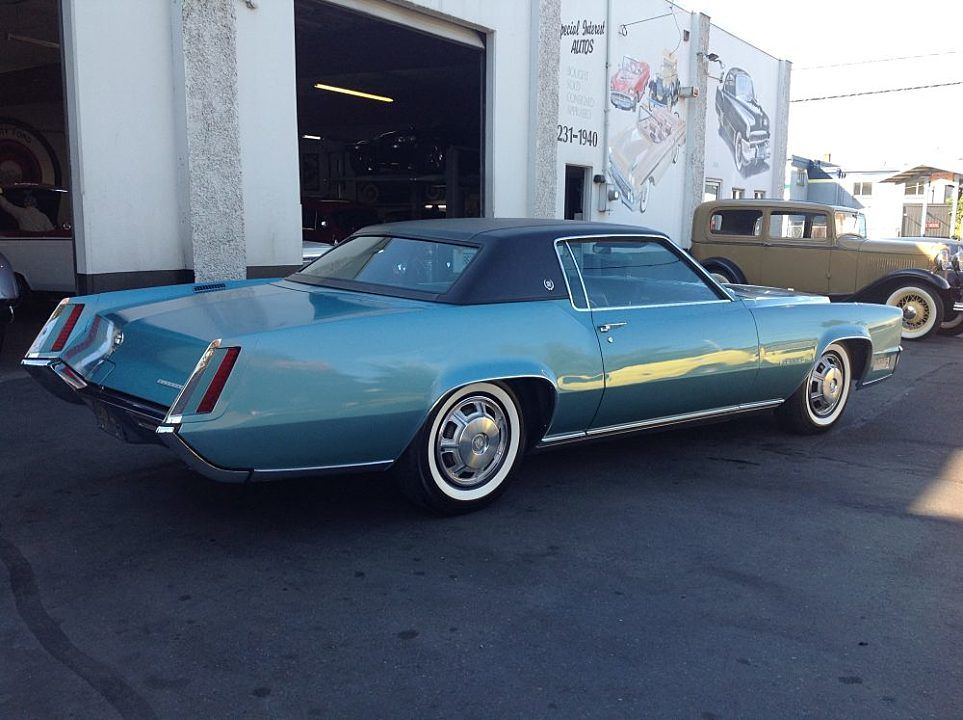 1967 Cadillac Eldorado for sale near Portland, Oregon 97202 ...