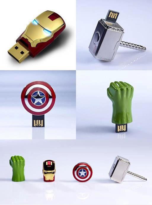 Avengers! Assemble!