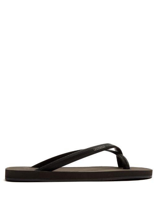 f9fc2043910f8 DAN WARD Crossover flip-flops.  danward  shoes  sandals