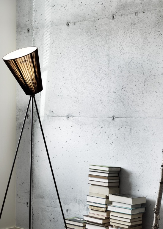 Concrete wall collection by Tom Haga