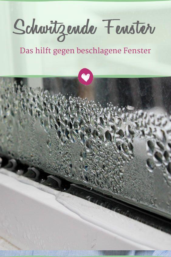 Beschlagene scheiben was gegen kondenswasser am fenster - Was tun gegen beschlagene fenster im winter ...
