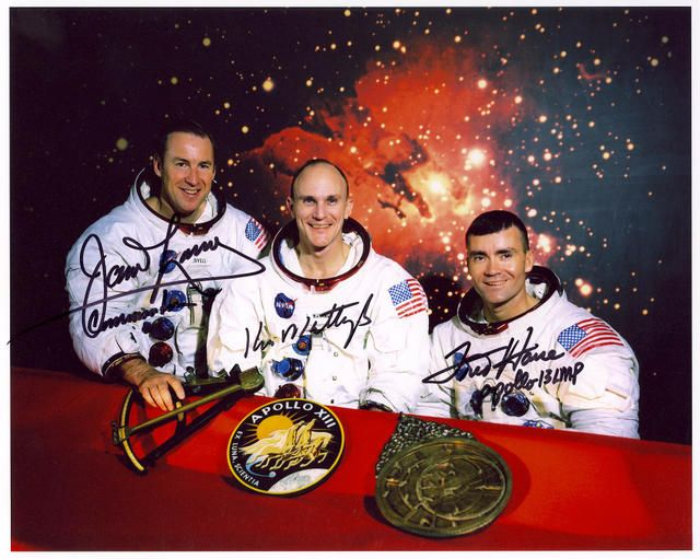 apollo 13 crew - photo #13