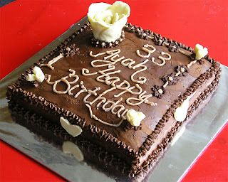 Resep Kue Ulang Tahun Sederhana Simple Resep Kue Kue Ulang Tahun Kue