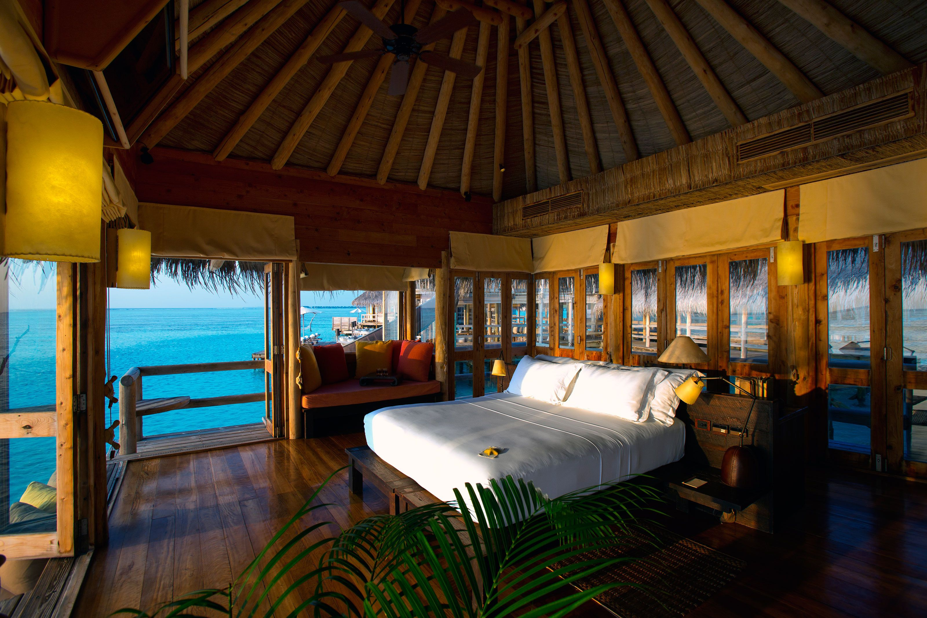 Nine Overwater Bungalows To Escape Your Winter Blues: 11 Sun-Soaked Villas To Visit This Winter