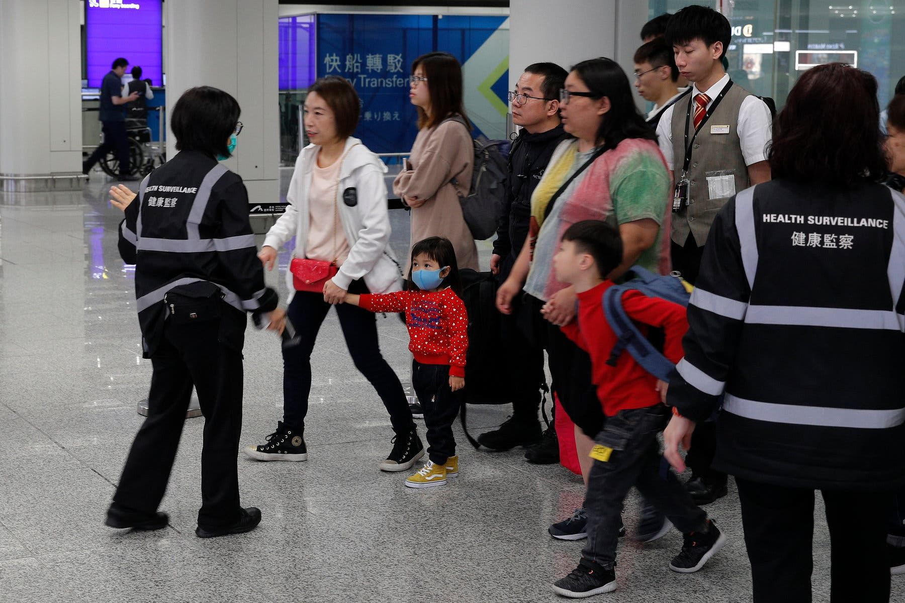 China Grapples With Mystery PneumoniaLike Illness in 2020