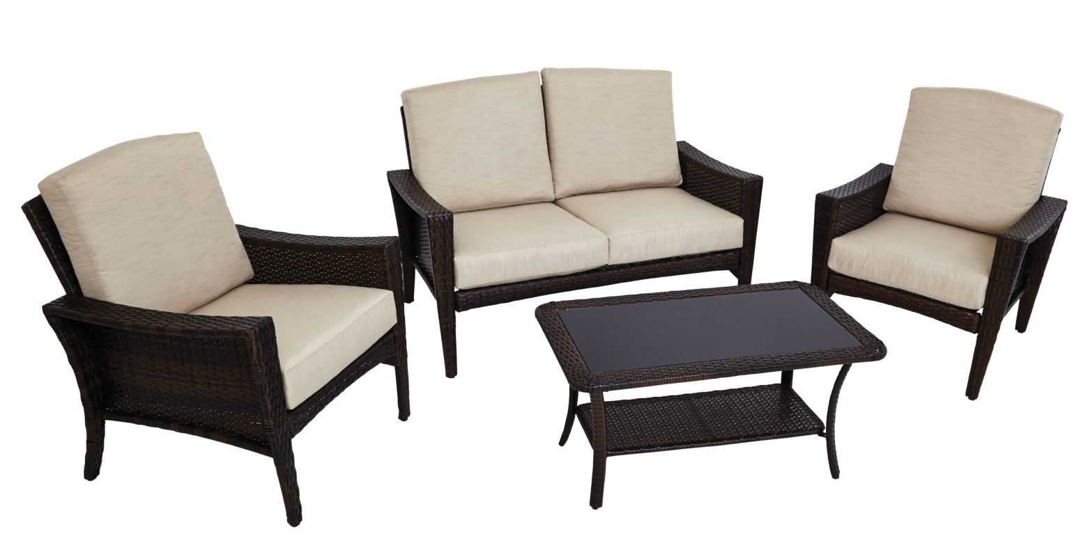 Borneo Garden Furniture Asda wyndham sofa set asda | goodca sofa