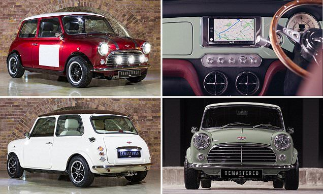 Got 75k For A Fresh Tiny Iconic Car You Ll Want The Mini