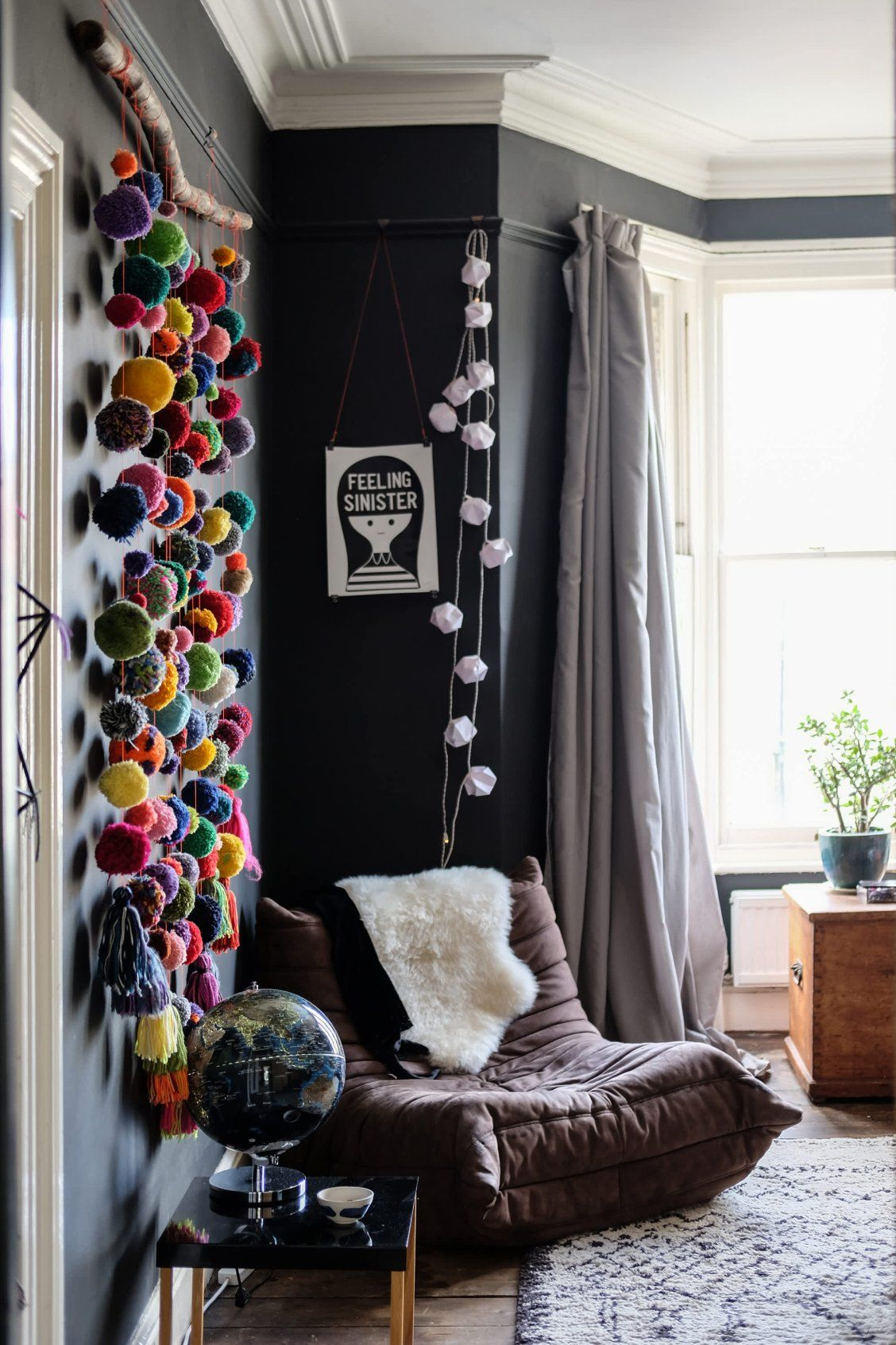 With Bold Colors Quirky Decor And Plenty Of Pattern This Paper Artist S House Is Undeniably Fun Quirky Decor Home Decor Decor