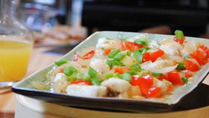 How to make the perfect Sweet and Sour Fish Fillets by Ching-He Huang on Food Network UK.