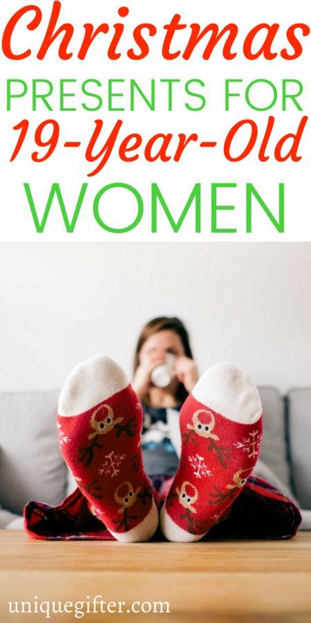20 christmas presents for 19 year old women ho ho ho pinterest christmas gifts clever and holidays