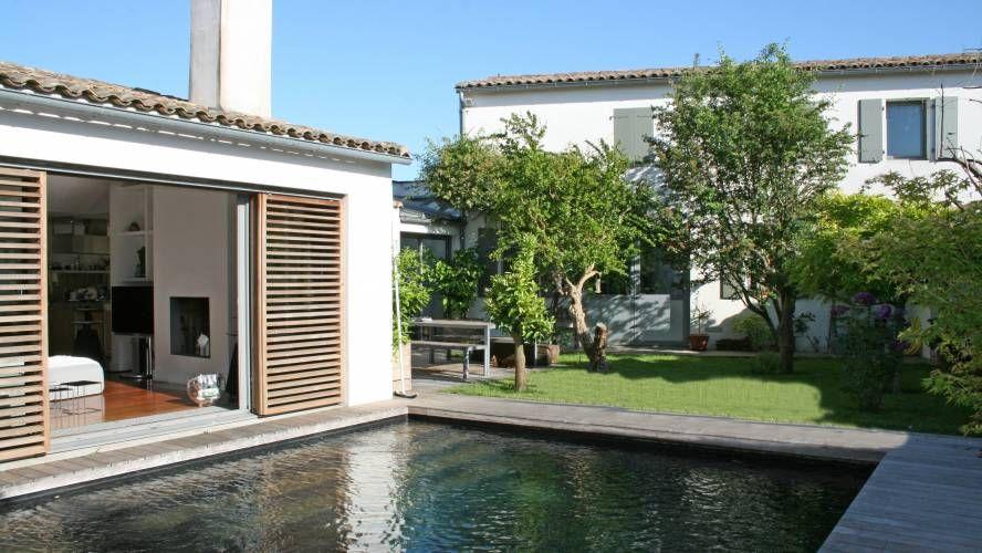 a vendre maison bord de mer au calme ile de re le bois plage 17580 immobilier bord de mer. Black Bedroom Furniture Sets. Home Design Ideas