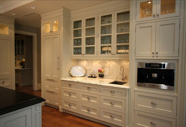 Interior Design Ideas   Home Bunch U2013 Interior Design Ideas. White Kitchen  CabinetsIvory ...