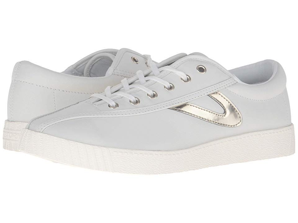 Lace up casual Shoes White