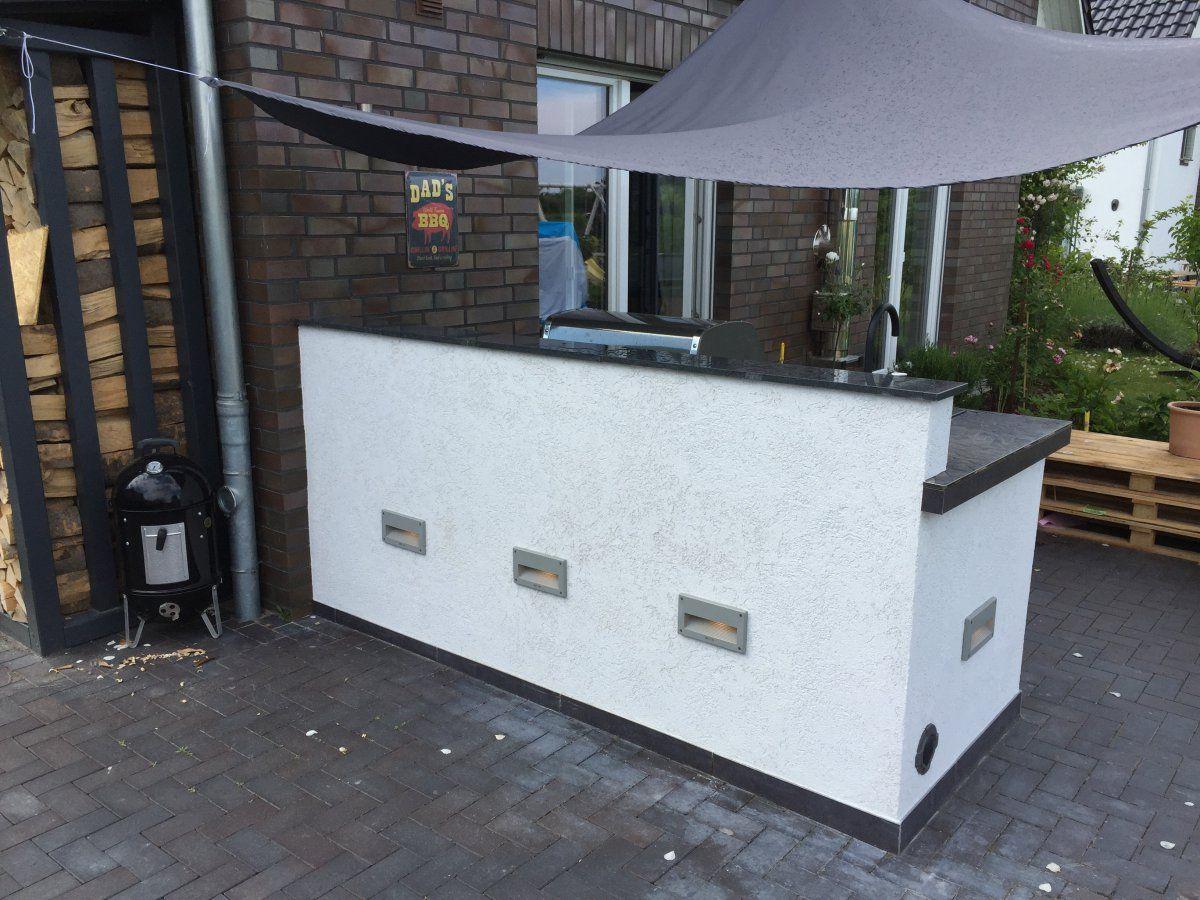 Grillküche selber bauen
