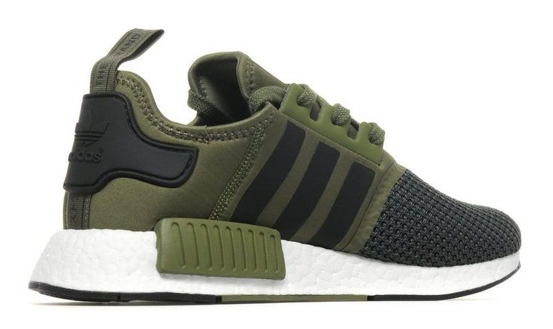 73a5a3132 Adidas NMD JD Sports Green Black Medial