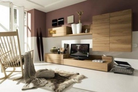 belle deco salon marron et rose | Home deco | Pinterest | Deco ...