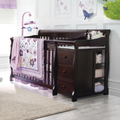 Stork Craft \'Portofino\' 4-In-1 Crib And Change Table Combo - Sears ...