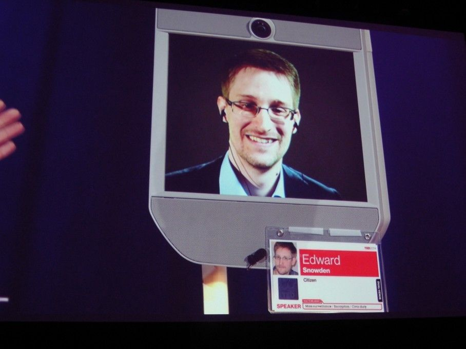 "Snowden: When it comes to cyber warfare, the United States has ""more to lose than any other nation on earth."""