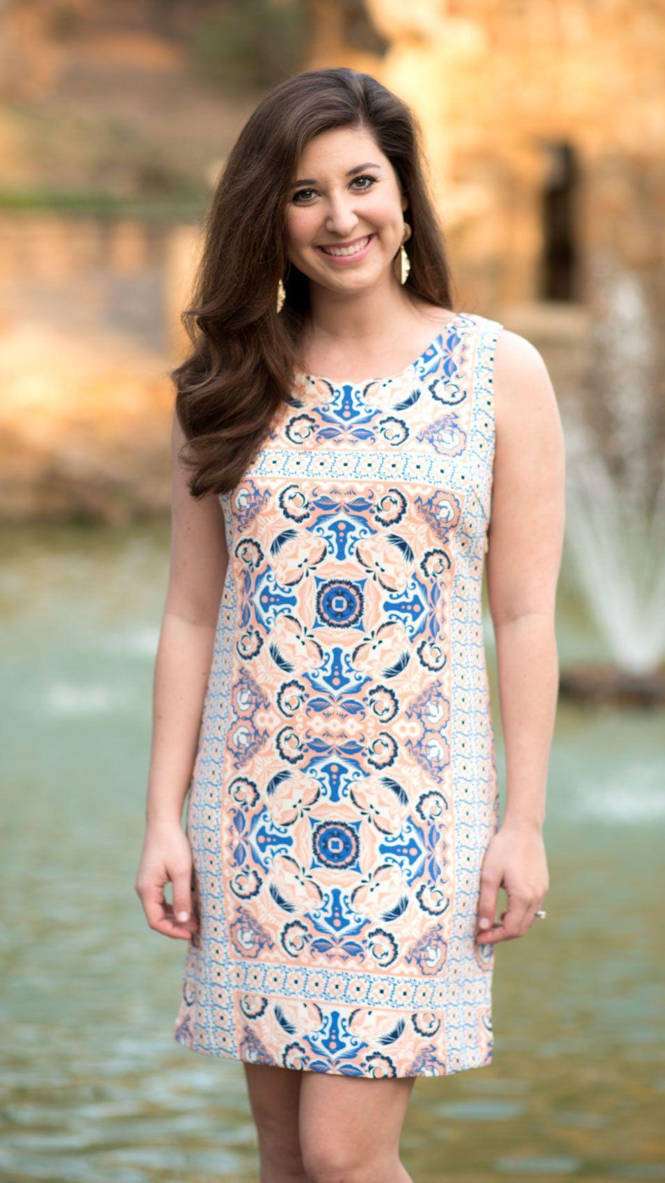 Sunday Brunch Dress – I Do Declare Boutique