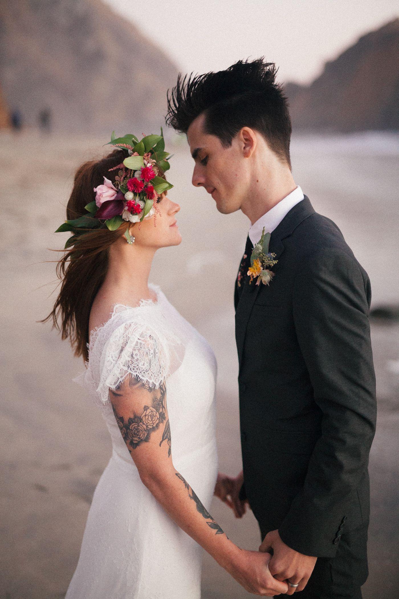 61211366eb Big Sur Elopement, Pfeiffer Beach, California Wedding, Elopement, Elope,  Elopement Photographer