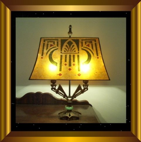 Mica Lamp Shade Fascinating Vintage Lamps And Unique Shades  Google Search  Light  Pinterest 2018