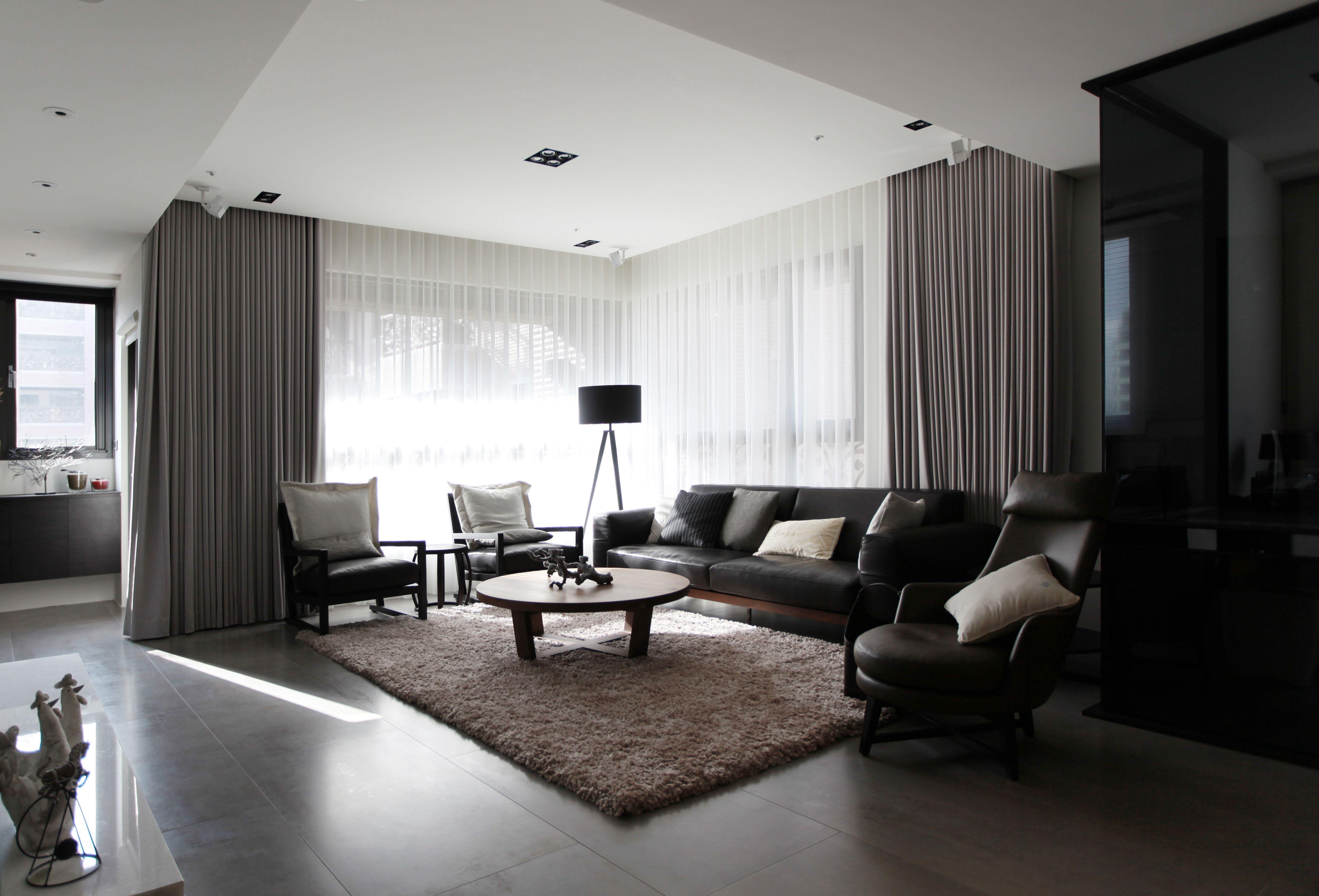 SHANG YIH INTERIOR DESIGN CO.LTD Web / www.sy-interior.com   客廳 ...