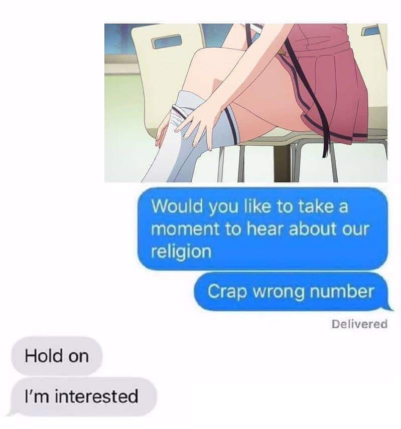 Pin On Anime Memes Thick thighs save lives 37642 gifs. pin on anime memes