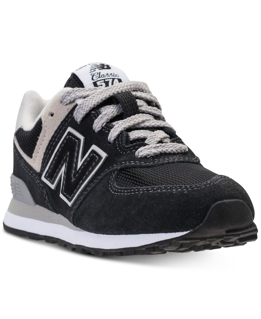 12c1df9c824e The New Balance Big Boys  574 Core Casual Running Sneakers are a smart
