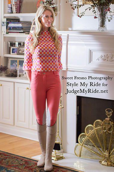 Tephanie Hartigan Models A Silk Multicolor Peach Tone