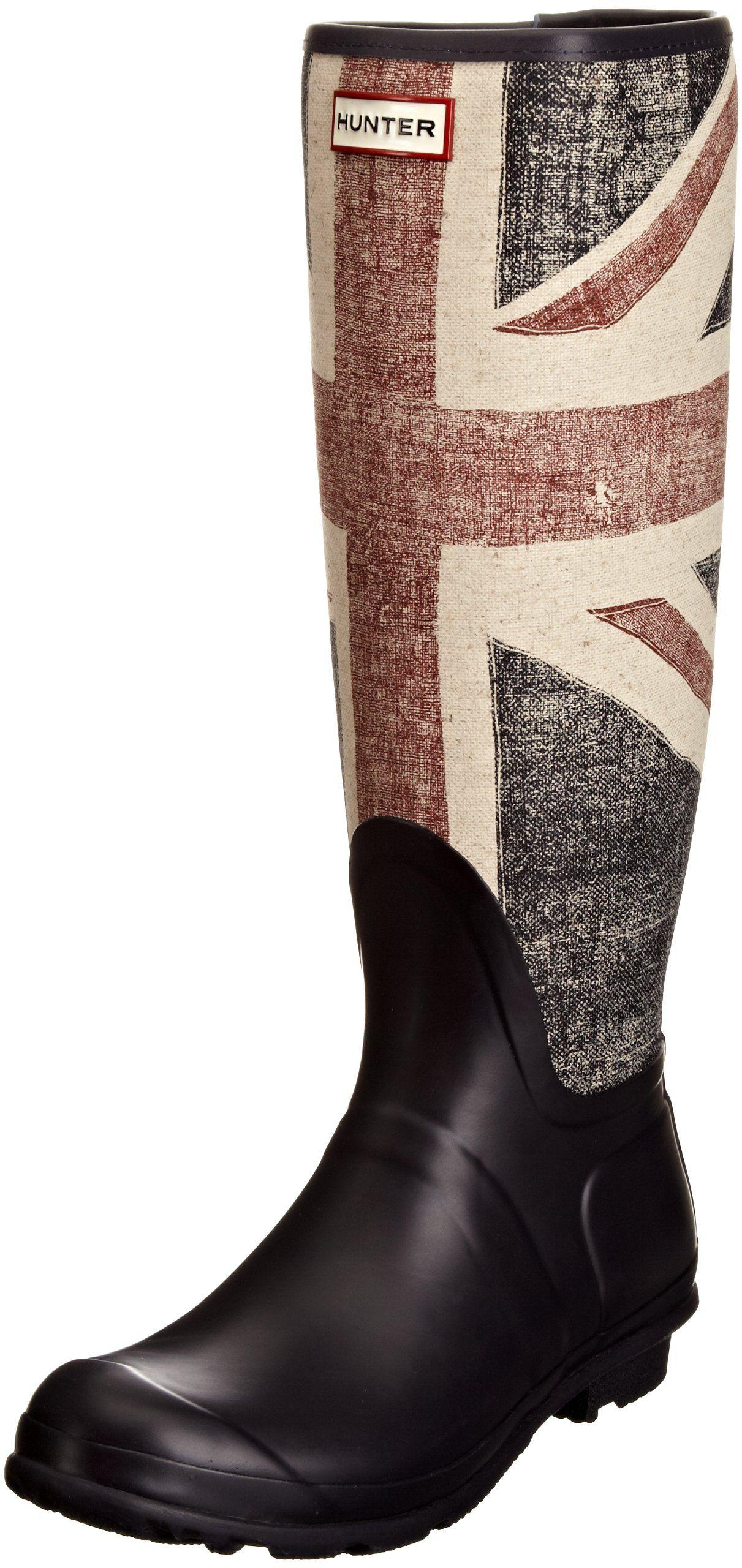 Hunter Original Brit, Damen Stiefel: Amazon.de: Schuhe & Handtaschen