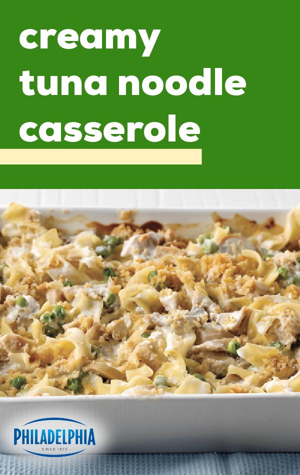 Creamy Tuna Noodle Casserole Recipe Tuna Noodle Casserole Tuna Casserole Recipes Tuna Noodle Casserole Healthy