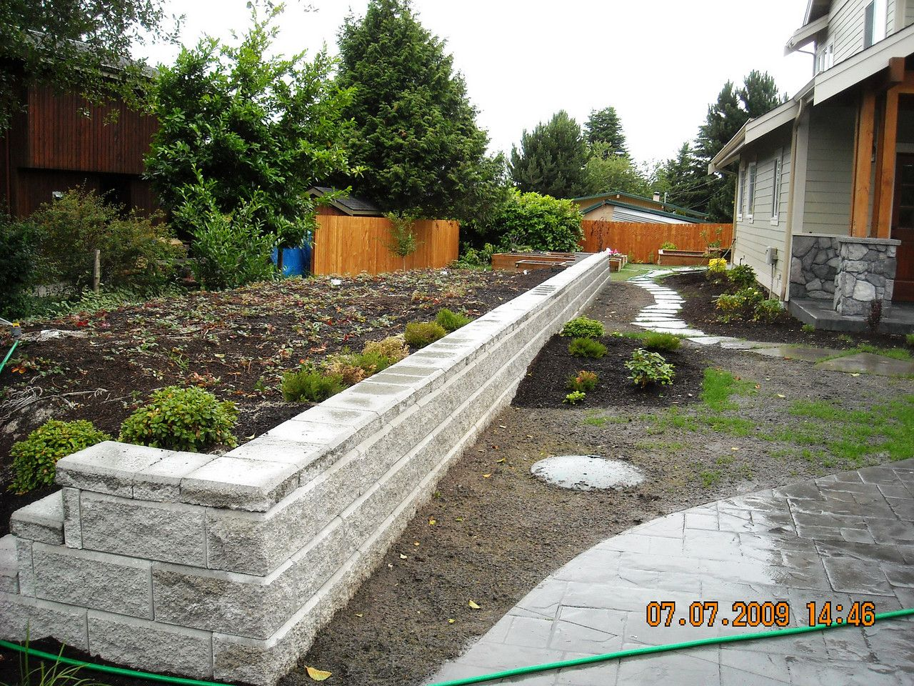 Hardscapes Hbhansen Construction Inc Outdoor Ideas