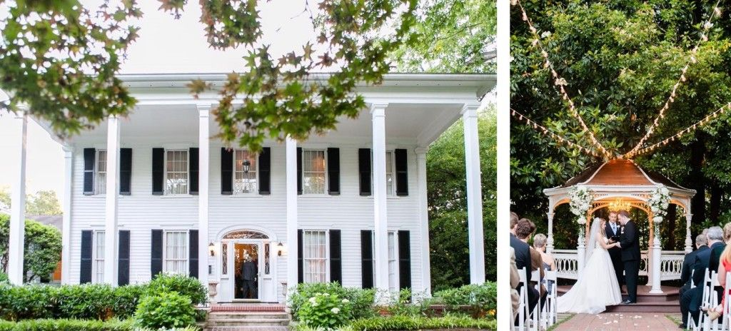 Flint Hill Restored Historic Antebellum Mansion With White Columns In Norcross