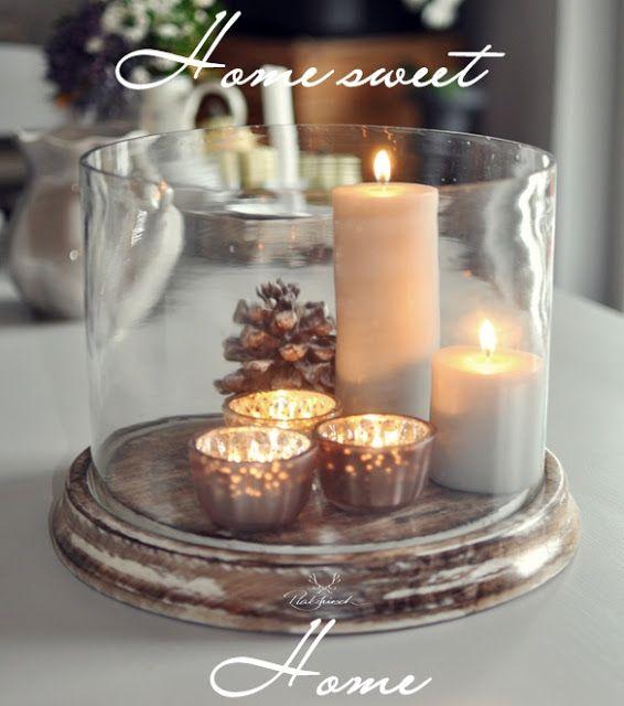 Pin von chr d ring auf mit kerzen dekorieren kerzen for Laterne dekorieren herbst