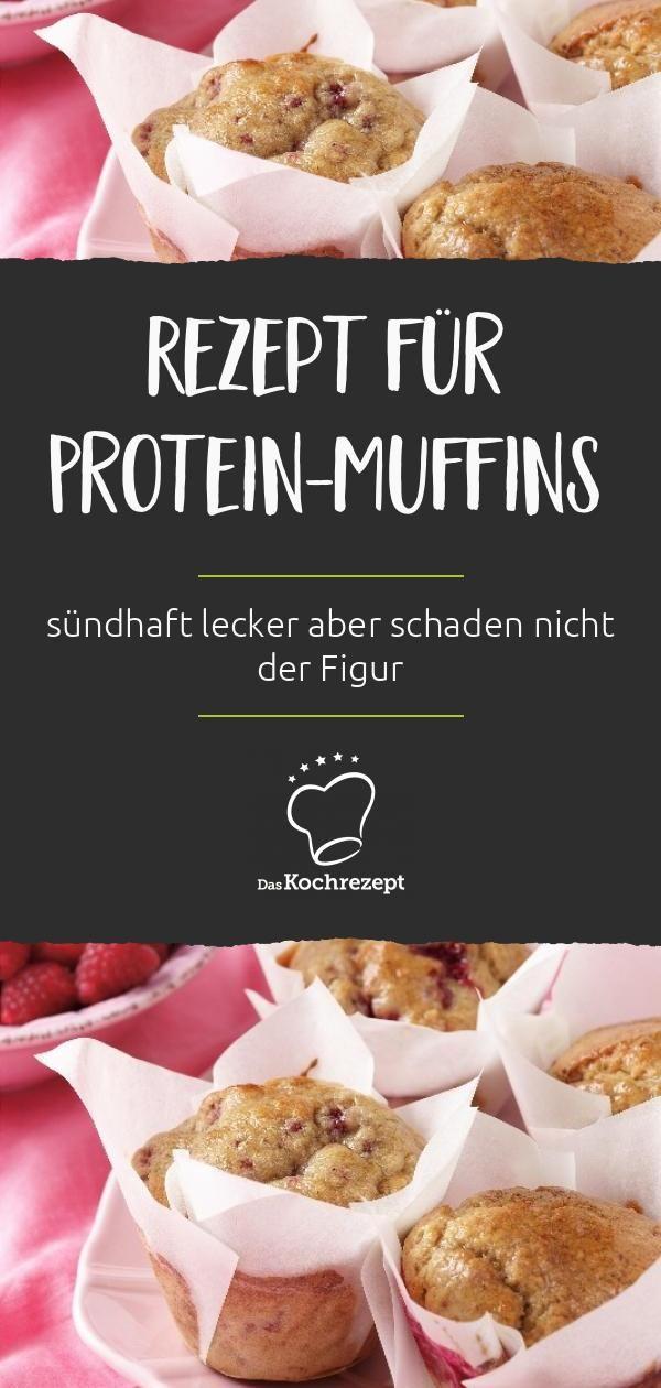 Rezept für Protein-Muffins
