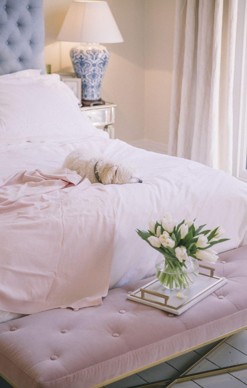 A Shiny New Bedroom Diy living room decor, White bedroom