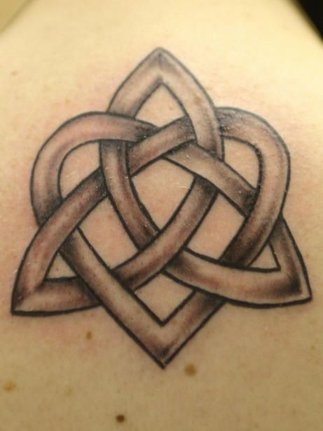 3 For My Sister Brother And Myself Unity Followpics Celtic Knot Tattoo Tattoos Knot Tattoo