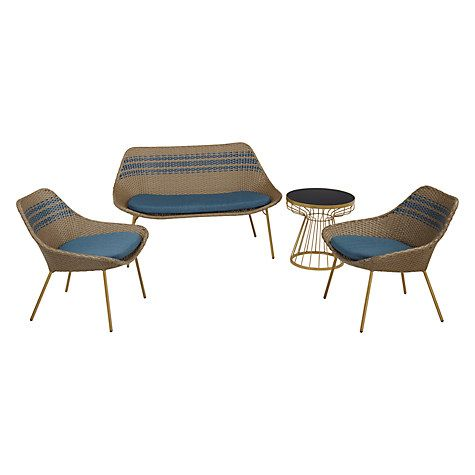 John Lewis Dakara (Fusion) Havana Outdoor Furniture | Muebles y Al ...