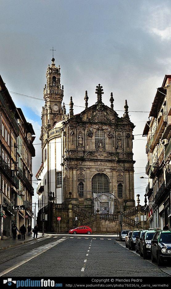 Architecture, O Carro Vermelho!!!