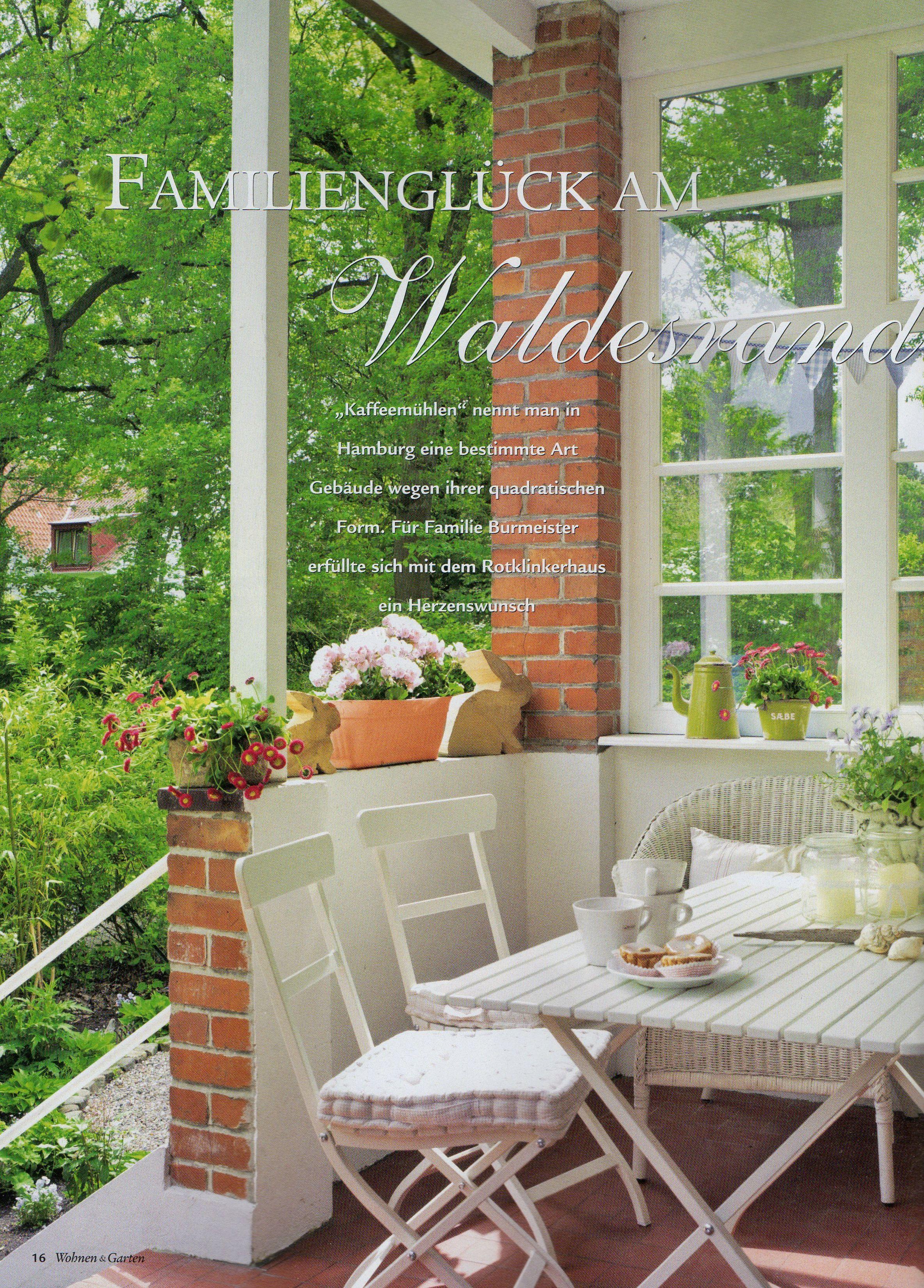 Garten Magazine wohnen und garten magazine city garden small garden balcony