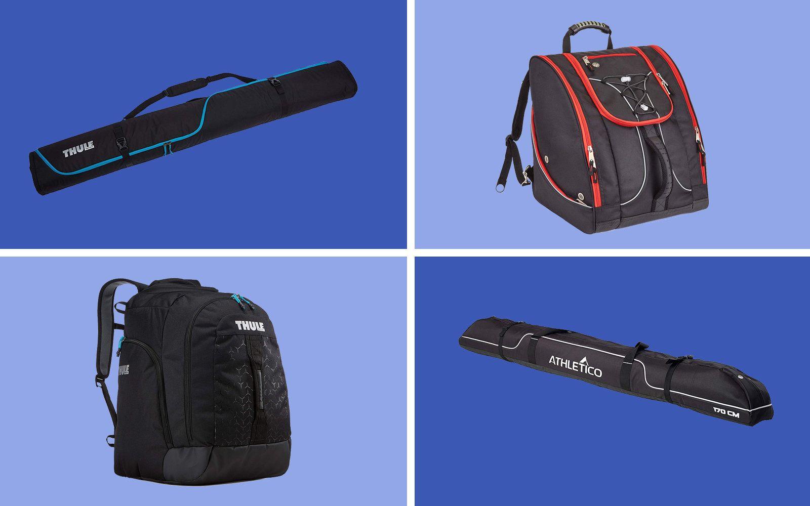 The Best Ski Bags For 2020 According To Avid Skiers In 2020 Ski Bag Best Skis Ski Boot Bags