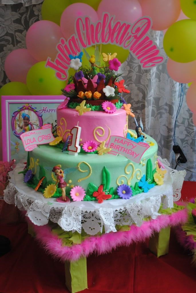 baby first birthday cake My babys 1st birthday cake and cupcakes