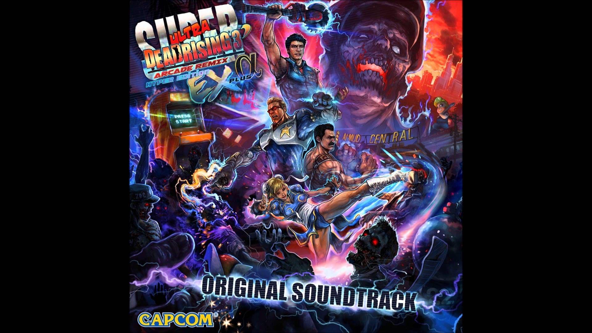 Super Ultra Dead Rising 3 Arcade Remix Hyper Edition EX Plus Alpha- Sigma (Mega Man X4)