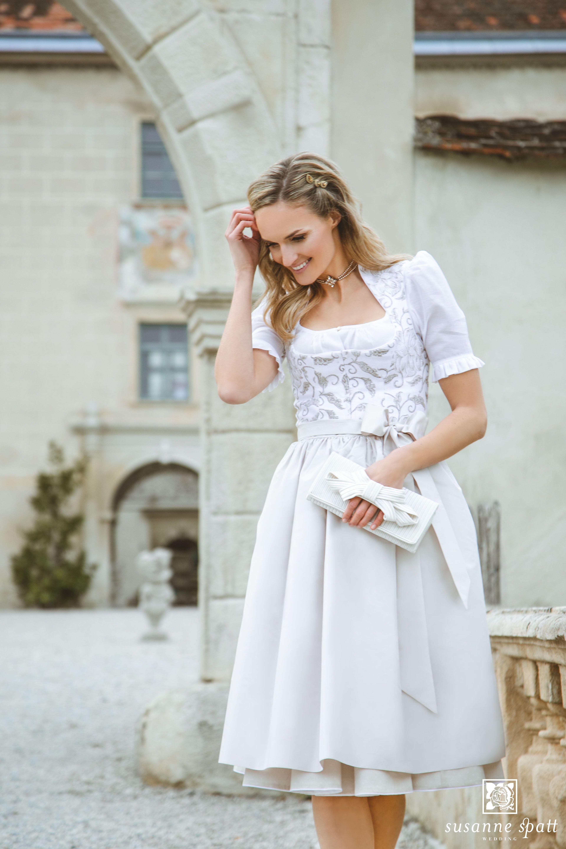 Susanne Spatt Brautdirndl   Trachtenbibel   Hochzeitskleid dirndl ...